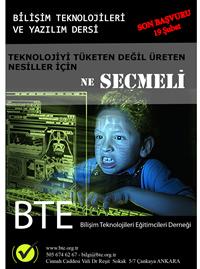 Bilişim Teknolojisi ve Yazılım