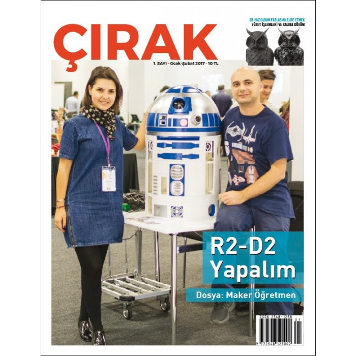 Çırak Dergisi Image