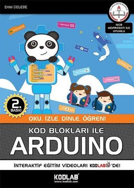Kod Blokları ile Arduino Image