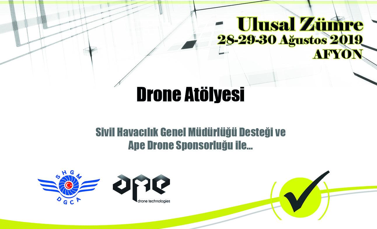 Drone Atölyesi